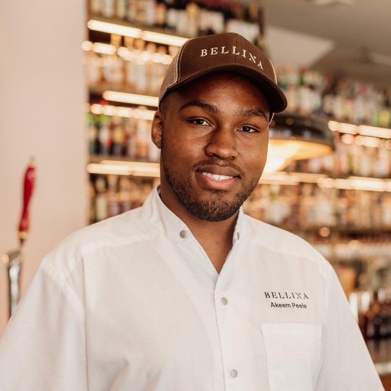 Akeem Peele, Chef de Cuisine