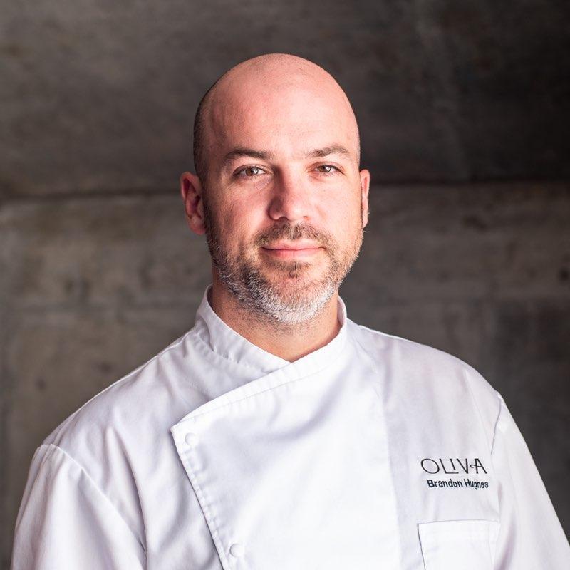 Brandon Hughes, Culinary Director - partner