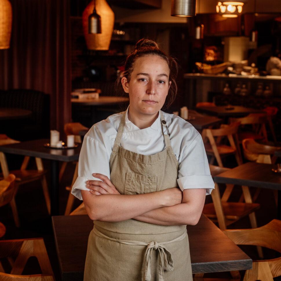 Layla Walk, Chef De Cuisine
