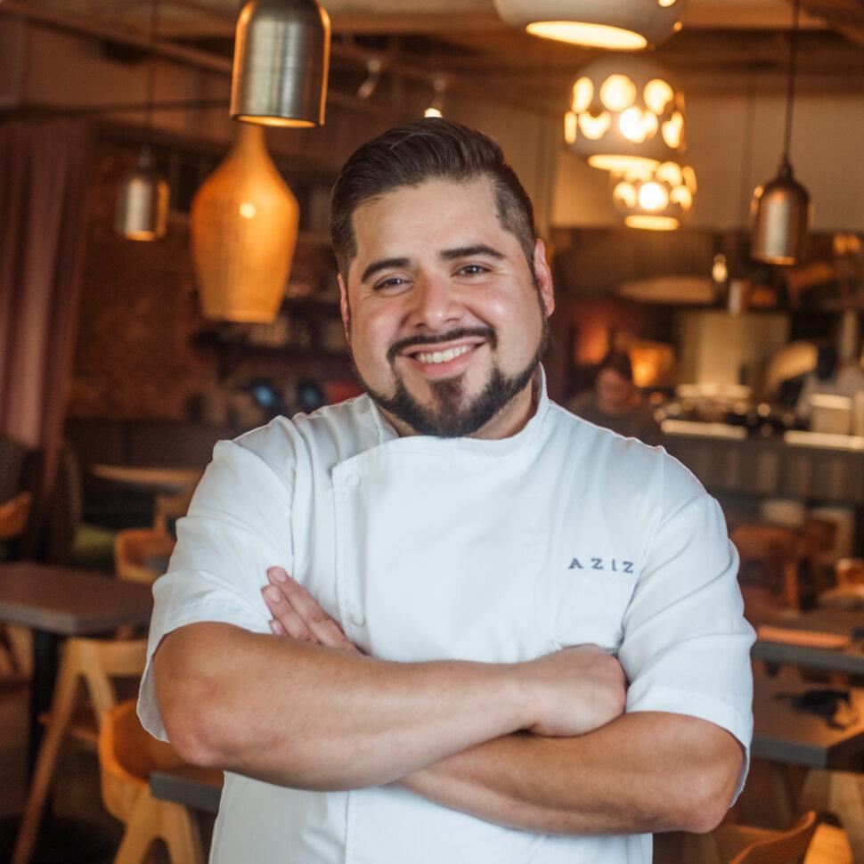Luis Guevara Salgado , Executive Chef