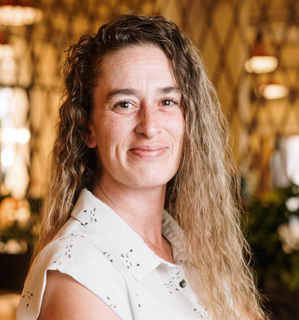 Stephanie Cerveny, Event Coordinator