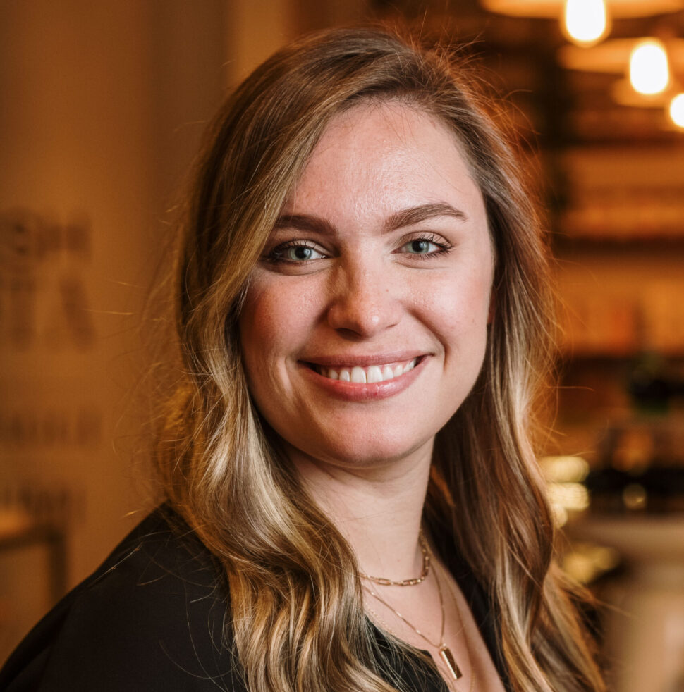 Hannah Jones, Service Manager